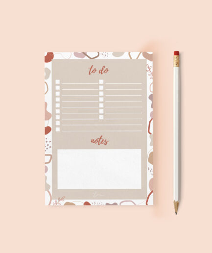 tuline A5 Notepad